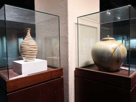 南陶釉惑~106台南市陶藝學會會員聯展新聞稿