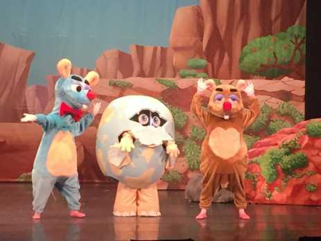 兒童音樂劇《怪怪蛋》新聞稿
