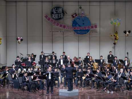 2017臺南市管樂藝術季7月22日演出新聞稿