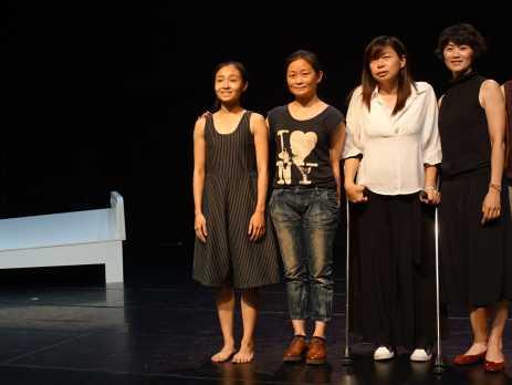 韻鈴舞蹈團2017年度製作《我・不是我》新聞稿