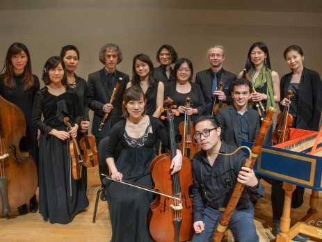 驚艷凡爾賽--福爾摩沙巴洛克古樂團演出新聞稿