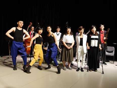 稻草人現代舞蹈團 2017年度製作《深淵》新聞稿