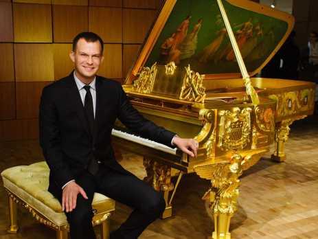 匈牙利鋼琴王子鋼琴獨奏會新聞稿