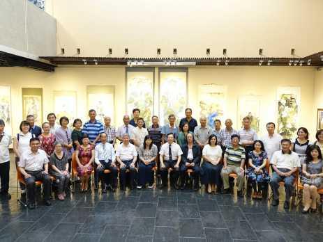 台南市藝術家協會二十週年會員聯展新聞稿
