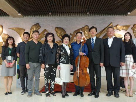 【張正傑返國30週年大提琴獨奏會- 復出】演出新聞稿