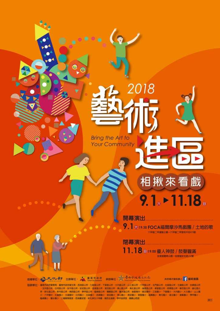 2018藝術進區